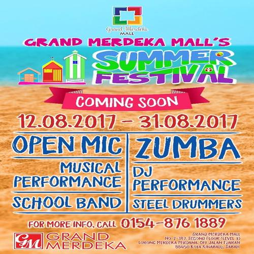 GM Mall Summer Festival
