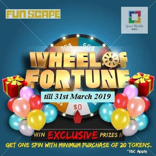 FUN SCAPE - Wheel Of Fortune