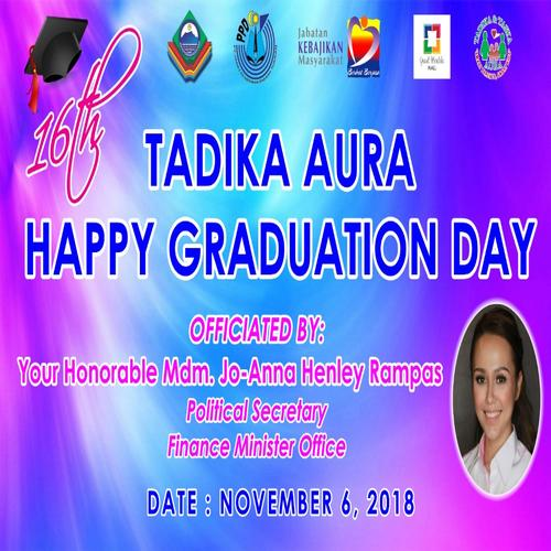 Tadika Aura Graduation Day 2018